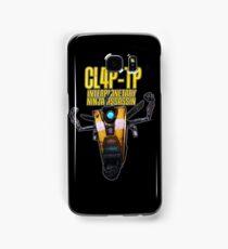 CL4P-TP INTERPLANETARY NINJA ASSASSIN (Clap-Trap) Samsung Galaxy Case/Skin
