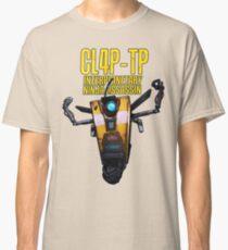 CL4P-TP INTERPLANETARY NINJA ASSASSIN (Clap-Trap) Classic T-Shirt
