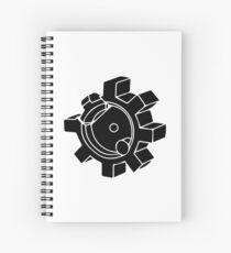 AR-15/AR-18/SA80 Bolt Face Design  Spiral Notebook