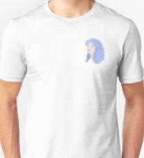 purple hair T-Shirt