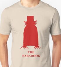 Babadook Red Unisex T-Shirt