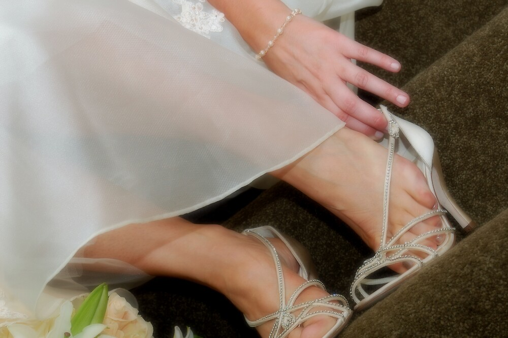 ...the shoes! by Sarah Moore