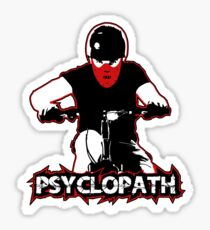 Psyclopath Sticker