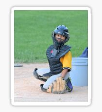 Little Catcher Sticker