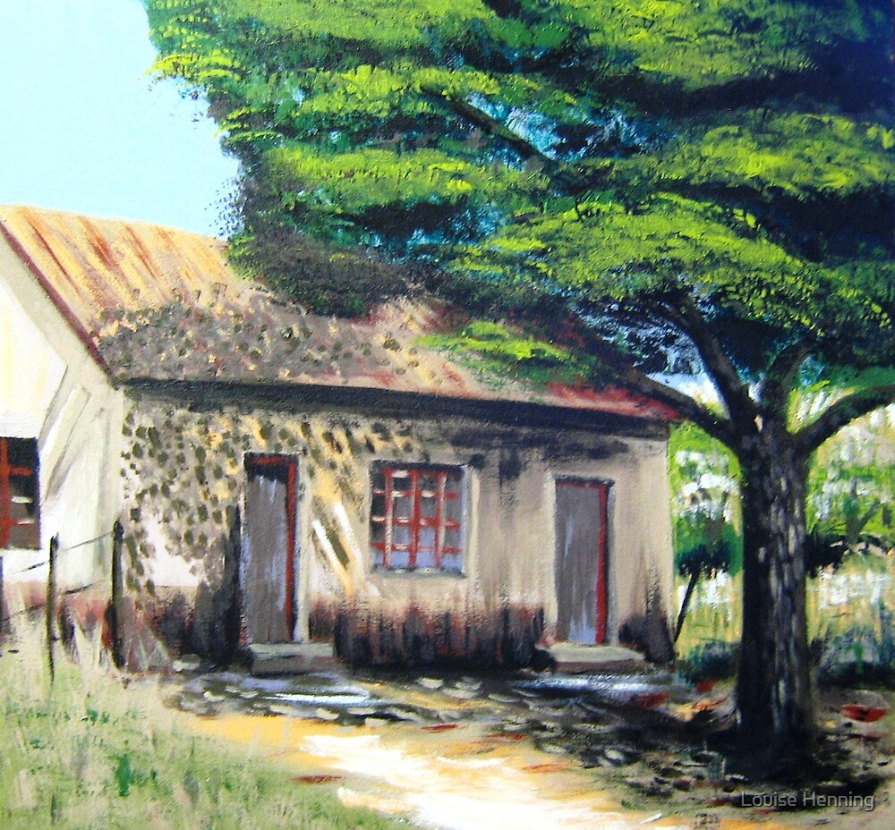 Simon's little House by Louise Henning