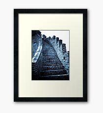 Stairway to Celestial Heaven  Framed Print