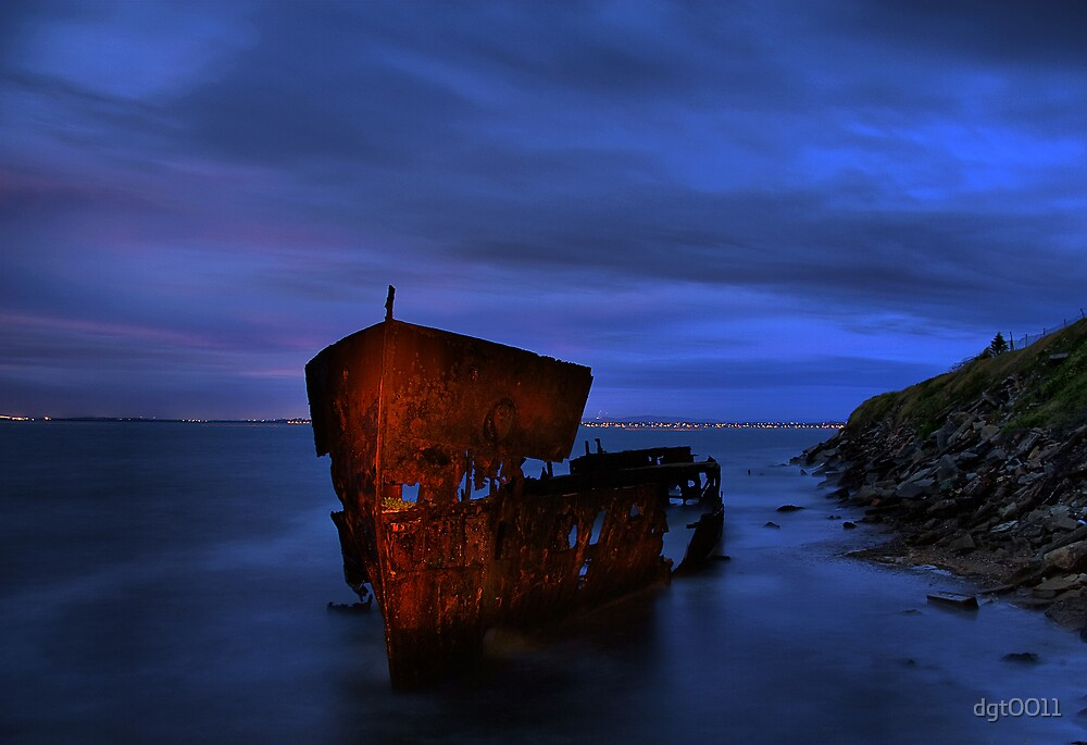 Old lady of the sea by dgt0011