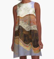 Lavender Hills A-Line Dress