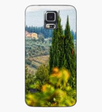 Tuscany Italy Case/Skin for Samsung Galaxy