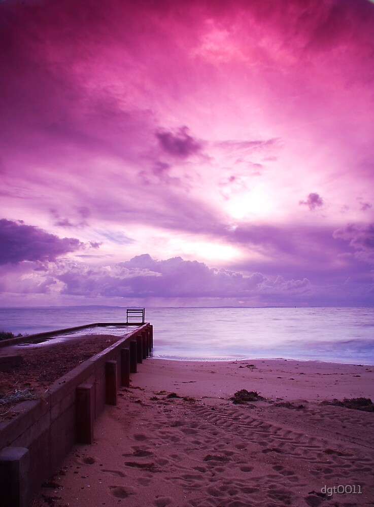 Redcliffe Dawn by dgt0011