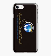 Key to the World Travel iPhone Case/Skin