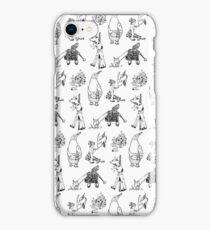 Bestiary iPhone Case/Skin