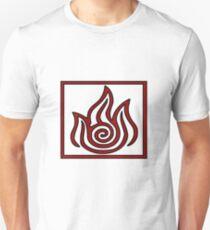 Feuerelement -Avatar Slim Fit T-Shirt