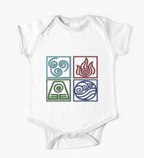 The Four Elements -Avatar Kids Clothes