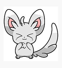 Pokemon - Minccino Photographic Print