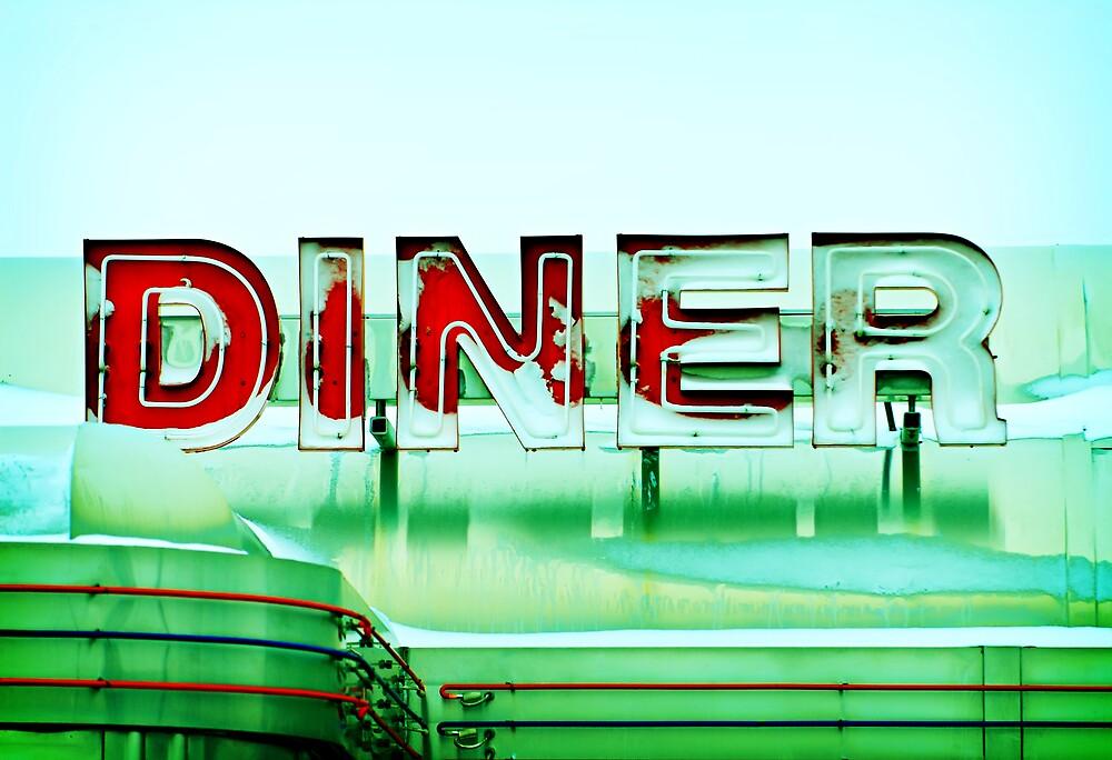 Rosie's Diner by Melinda Kerr