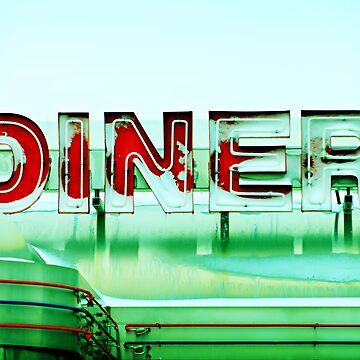 Rosie's Diner by melinda
