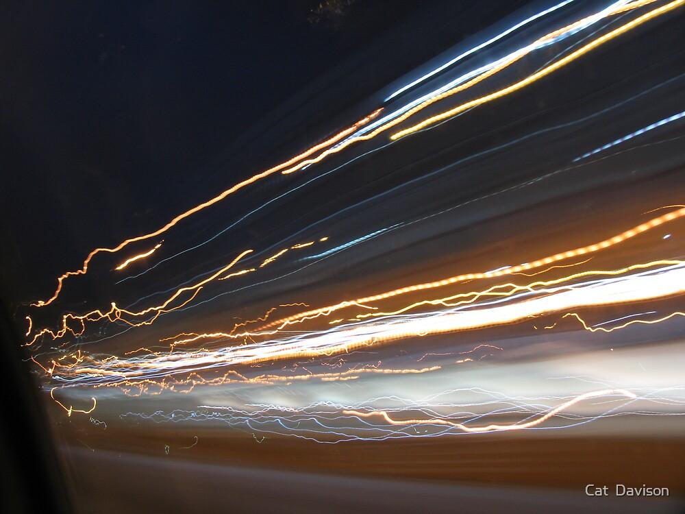 Electric Blur by Cat  Davison