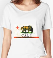 Cali Women's Relaxed Fit T-Shirt