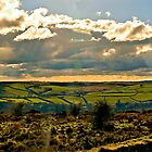 Exmoor - After The Storm by RawImageArt