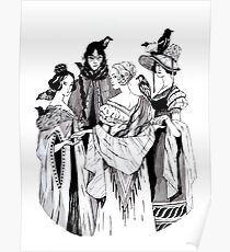 Regency Witches Poster