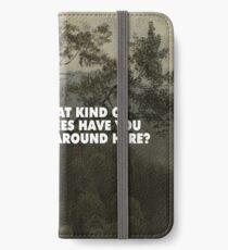 Bierstadt's Douglas Firs iPhone Wallet/Case/Skin