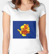 All Gold Women's Fitted Scoop T-Shirt