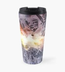 Cosmic Flora Travel Mug