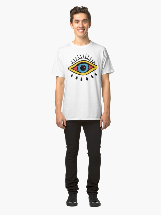 Alternate view of Traditional Eye Classic T-Shirt