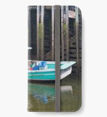 Tide's out iPhone Wallet/Case/Skin