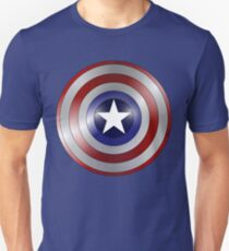 metallic america shield T-Shirt