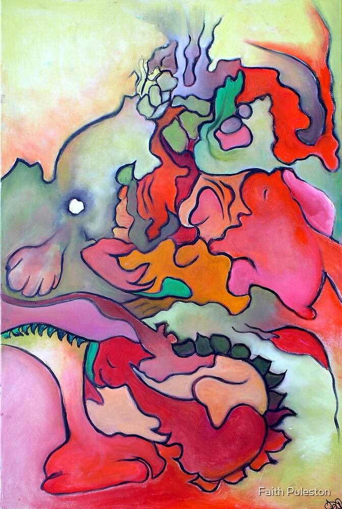 Elephant by Faith Puleston