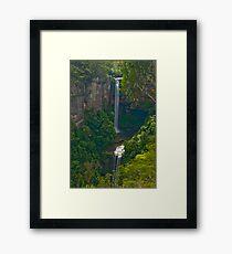 Belmore Falls Framed Print
