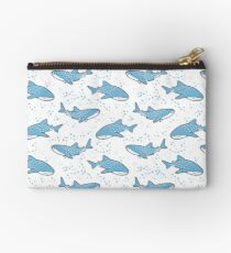 Starry Whale Sharks (Light version) Studio Pouch