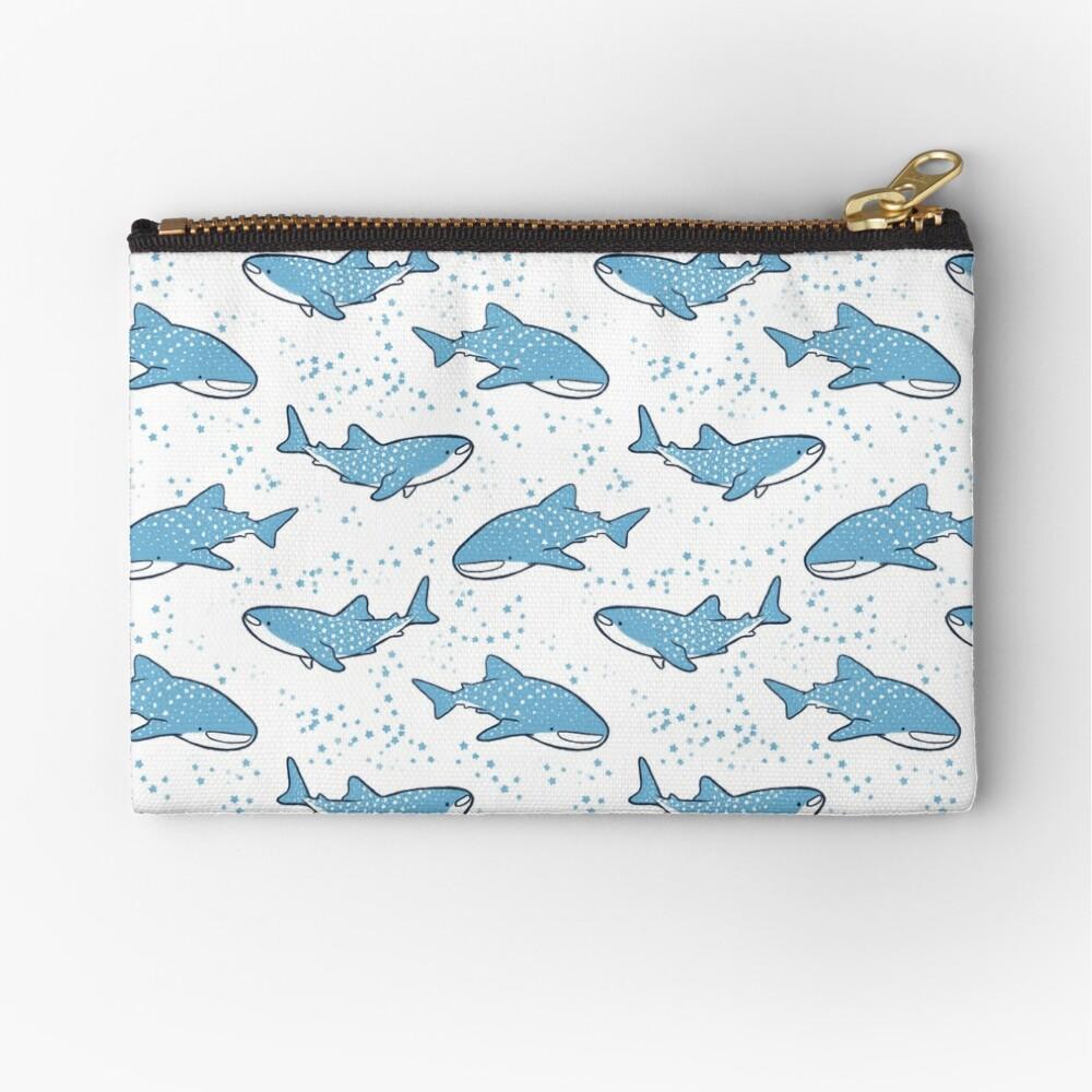 Tiburones ballena estrellados (versión ligera) Bolsos de mano