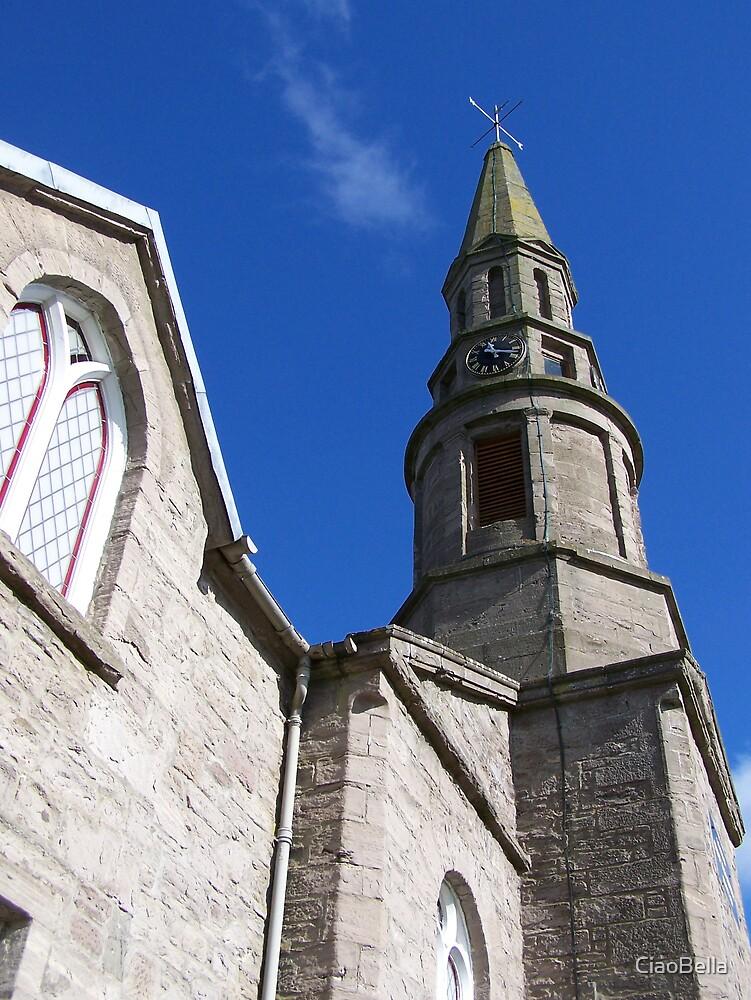Chapel Spire by CiaoBella