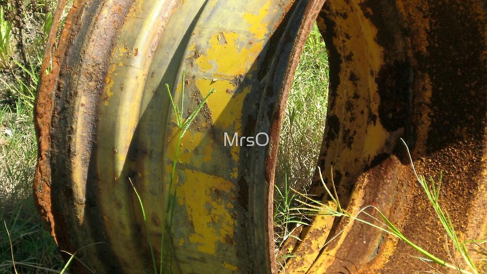 Rust by MrsO
