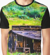 Rustic History  Graphic T-Shirt