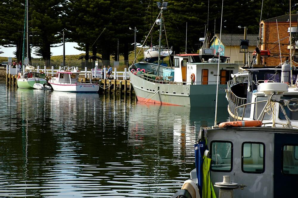 Safe Harbour by Roslyn Slater