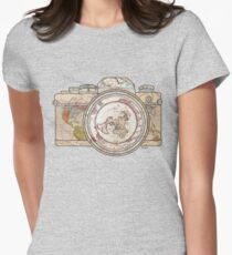 Travel Fitted T-Shirt