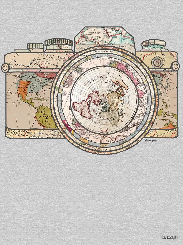 Viajar de taszyn