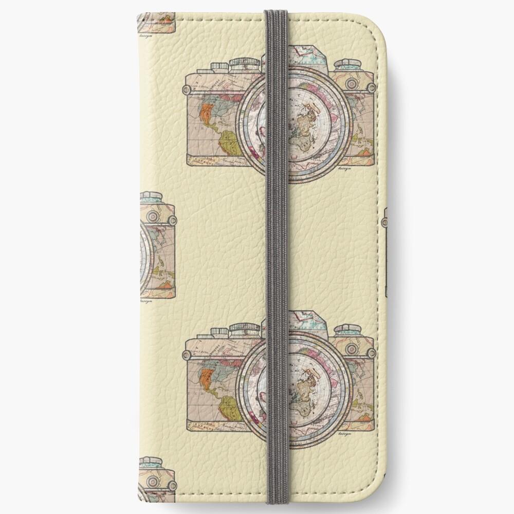 Travel iPhone Wallet