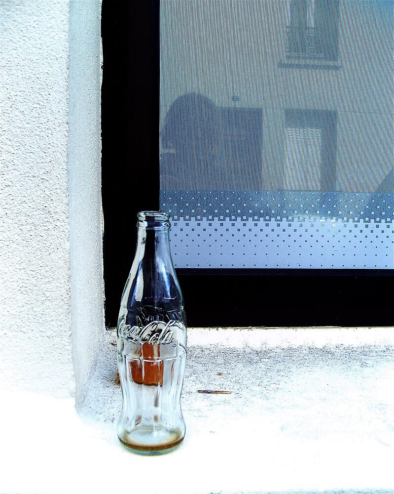 coke botlte by imogen
