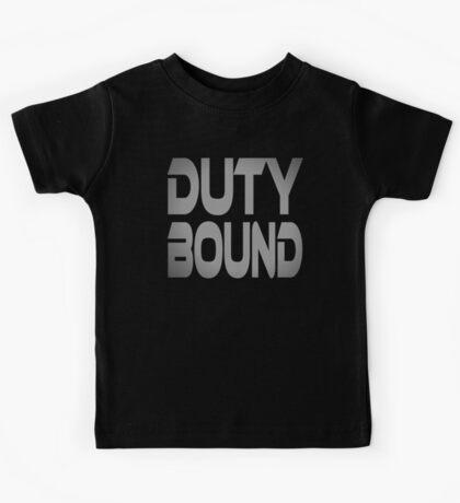 Duty Bound Kids Clothes