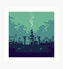 Plasma Lords Art Print