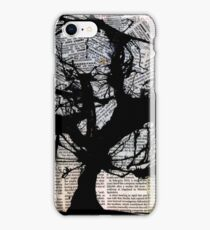 Ironic Artwork iPhone Case/Skin