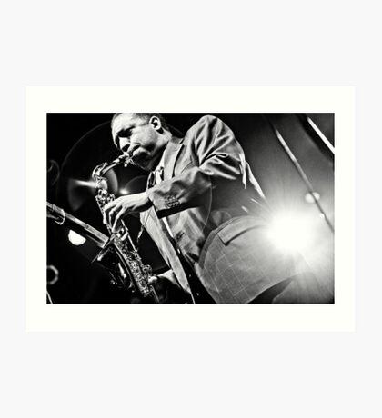 Jazz Messengers 04 Art Print
