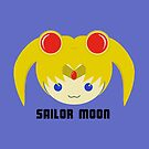 Sailor Moon by sunnehshides