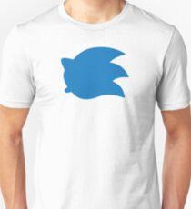 Sonic the Hedgehog Symbol - Super Smash Bros. (color) Unisex T-Shirt