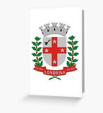 Londrina, Brazil Greeting Card